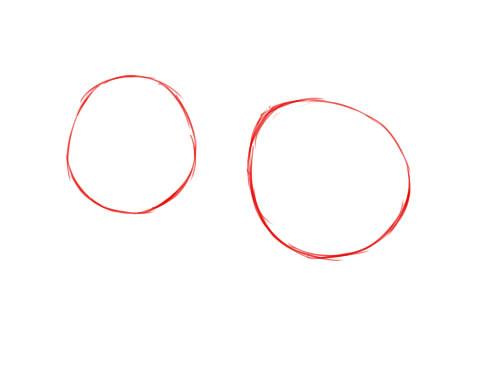 Рисуем символ 2019 года 1