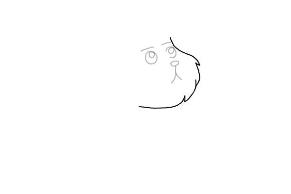 Как нарисовать Снафлса 3