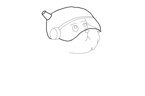 Как нарисовать Снафлса 5