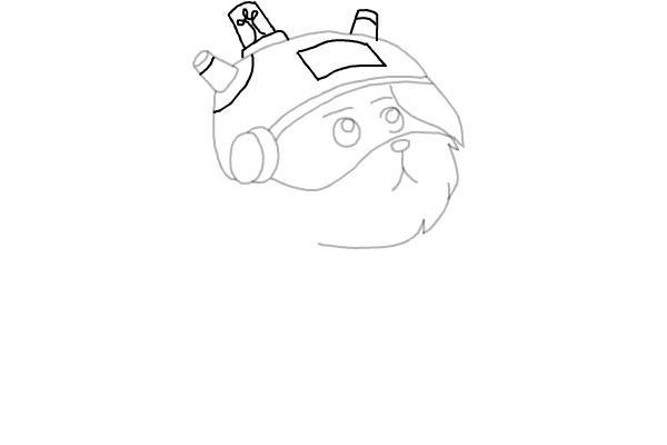 Как нарисовать Снафлса 6