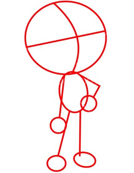 Как нарисовать Бист Боя 0