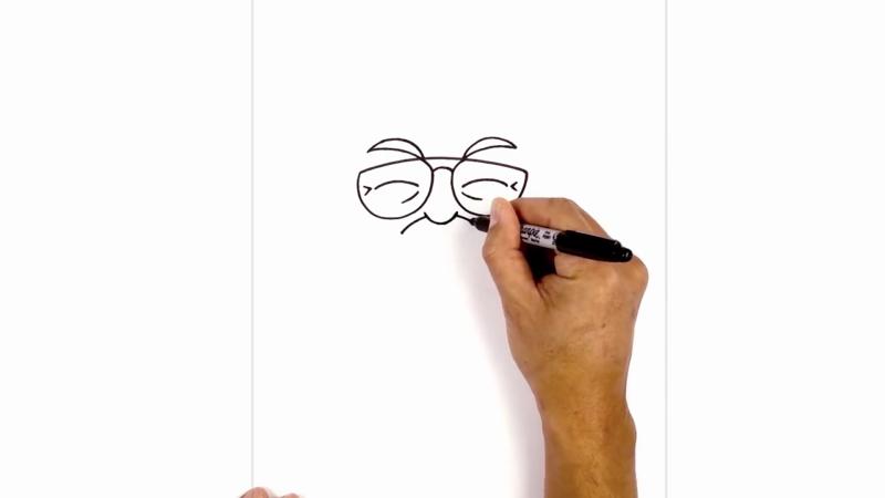 Как нарисовать стена ли 4