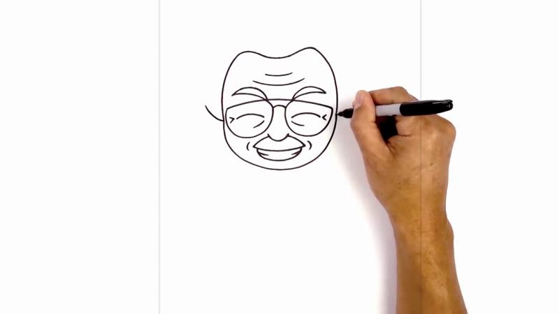Как нарисовать стена ли 6