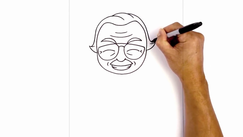 Как нарисовать стена ли 7
