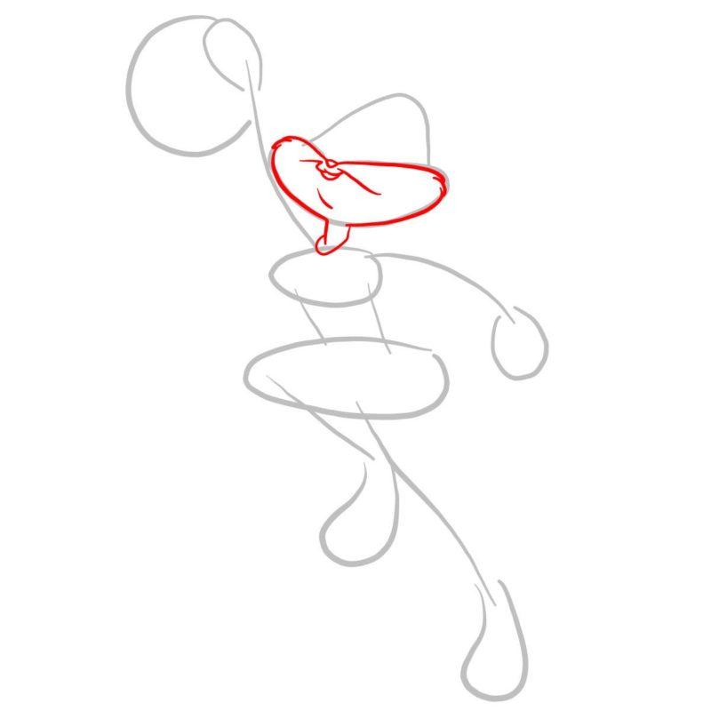 Как нарисовать Лолу Банни 2