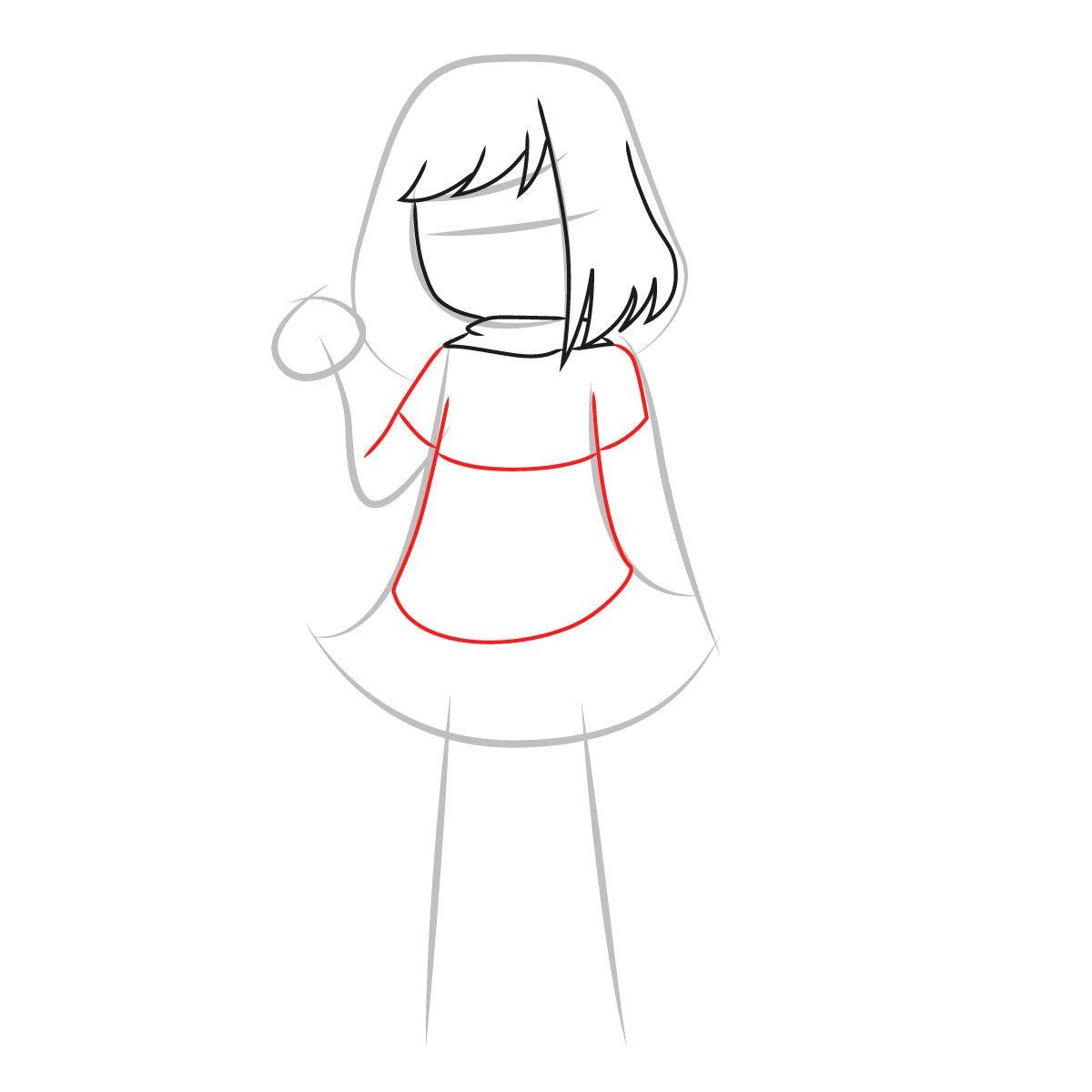 как нарисовать Бет Нуар 4