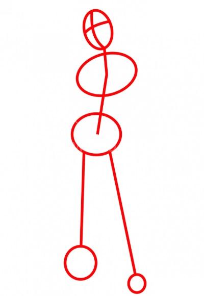 Как нарисовать Иккинга 1