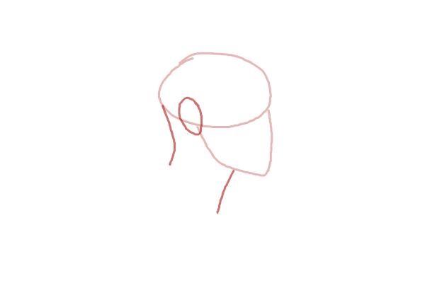 Как нарисовать Шторм из Людей Икс 2
