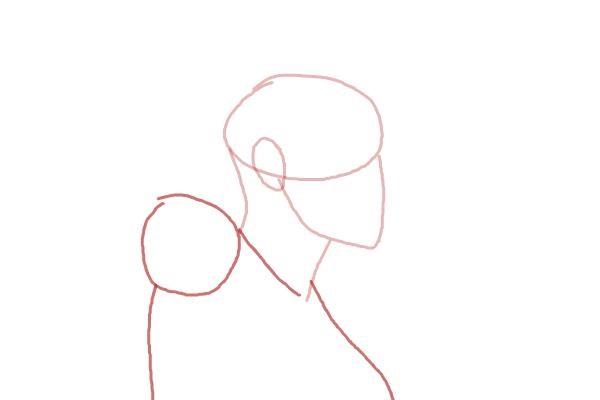 Как нарисовать Шторм из Людей Икс 3