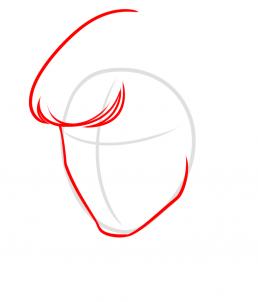 Как нарисовать Люка Скайуокера 22