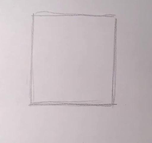 Как нарисовать Дикарку из лего 1