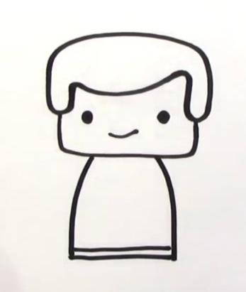 Как нарисовать лего Эммета 16