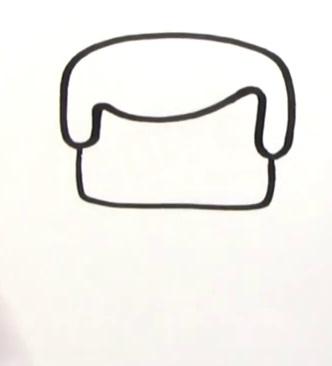 Как нарисовать лего Эммета 18
