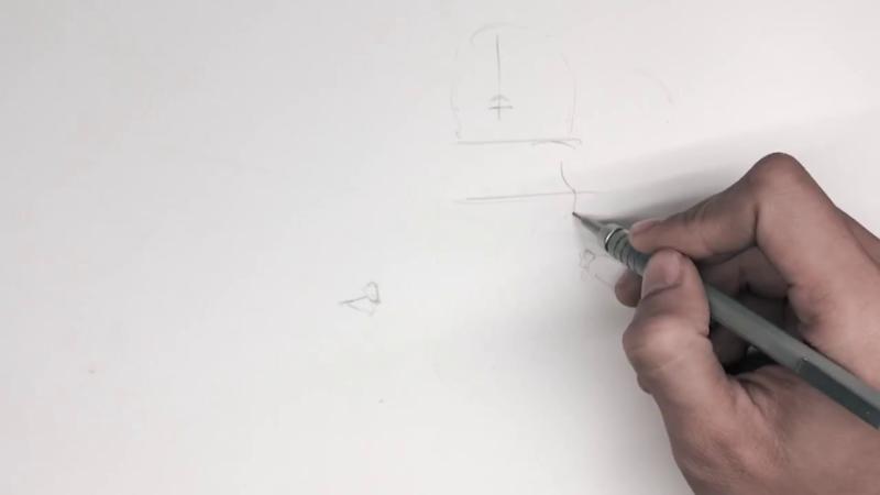 Как нарисовать Алиту 2