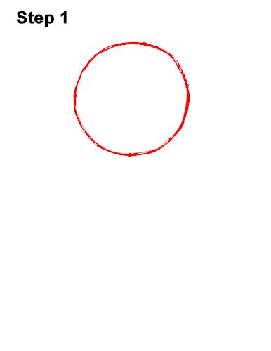 Как нарисовать порга 1