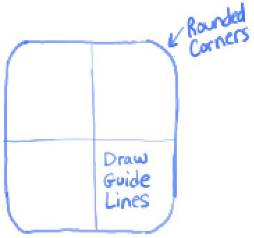 Как нарисовать Дикарку из лего 11