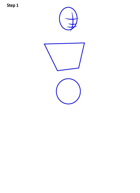 Как нарисовать Аквалэда 1