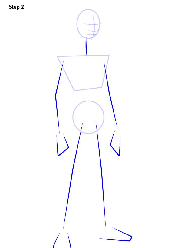 Как нарисовать Аквалэда 2