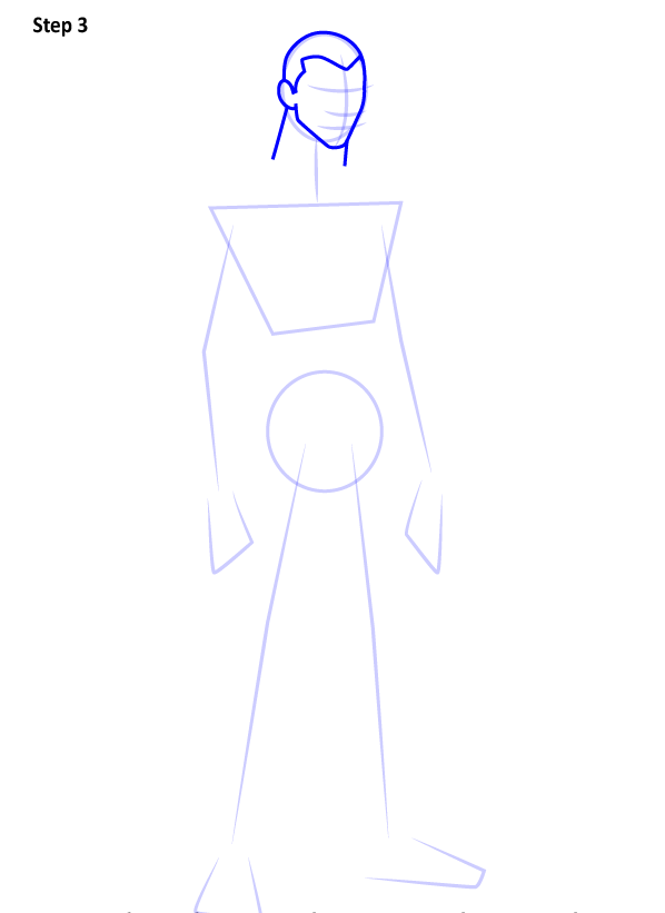 Как нарисовать Аквалэда 3