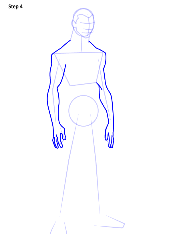 Как нарисовать Аквалэда 4
