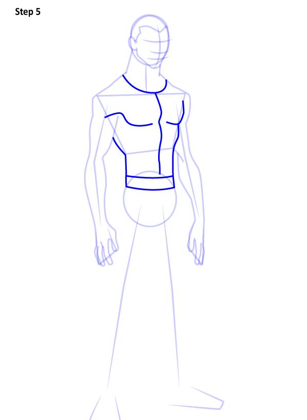 Как нарисовать Аквалэда 5