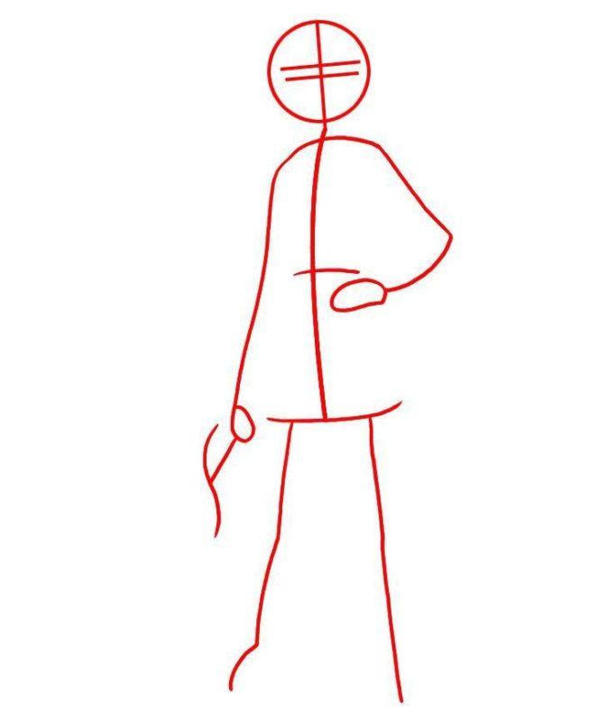 Как нарисовать Астрид 1