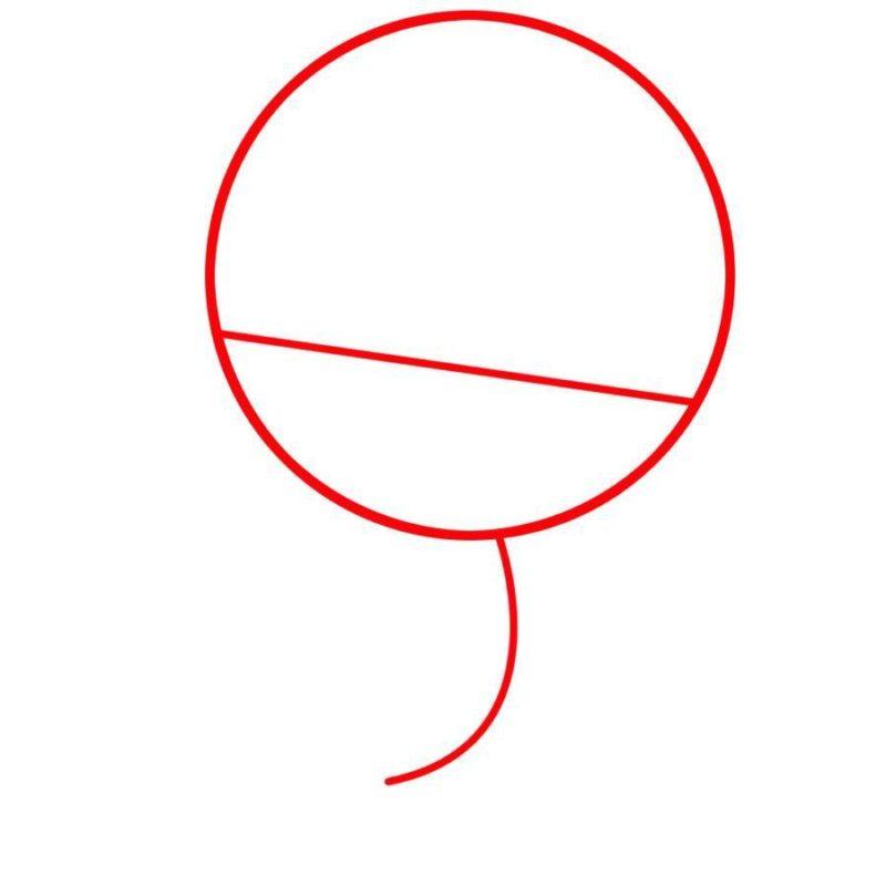 Как нарисовать Аврил Лавин 1