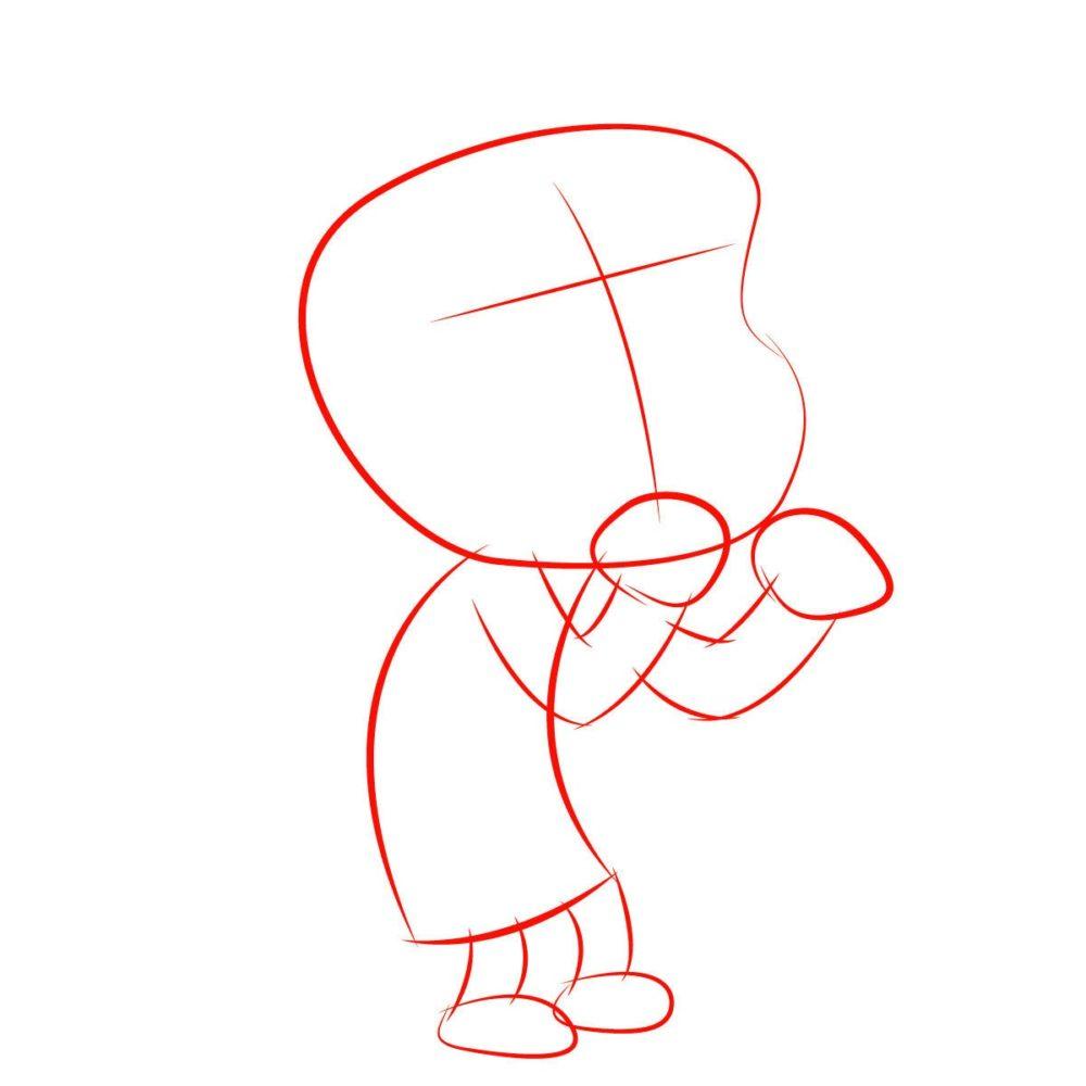 Как нарисовать Кэнди Чу1