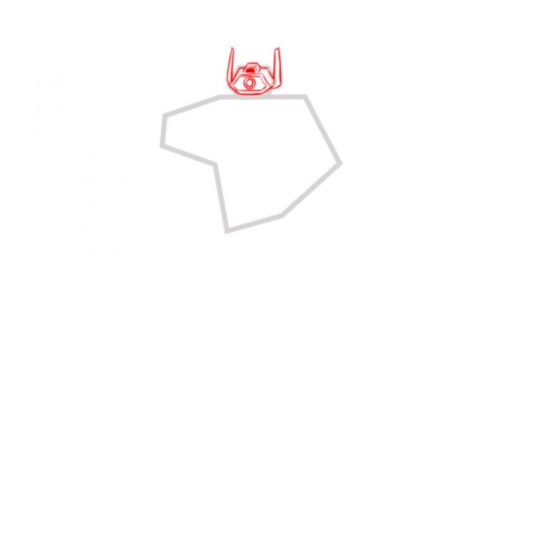 Как нарисовать Шоквейва 3