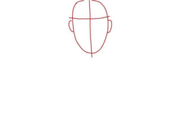 Как нарисовать Алую Ведьму 1