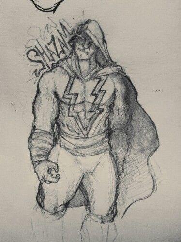 Срисовки Шазама 9
