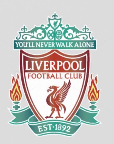 нарисовать логотип Ливерпуля 12