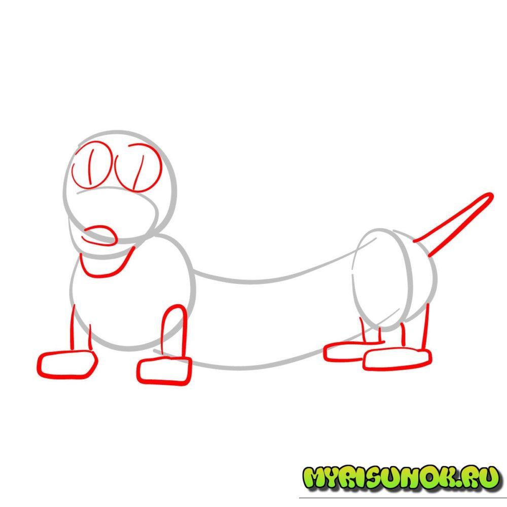 Как нарисовать Спиральку из Истории игрушек 2