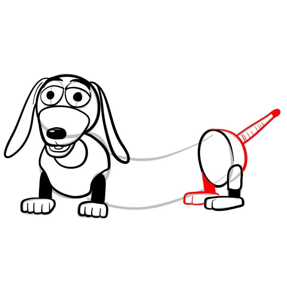 Как нарисовать Спиральку из Истории игрушек 7