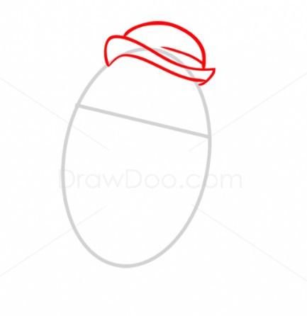 Как нарисовать Картофельную голову 2