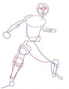 Рисуем Скайуокера 2