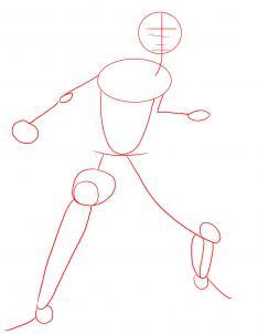 Рисуем Скайуокера 1