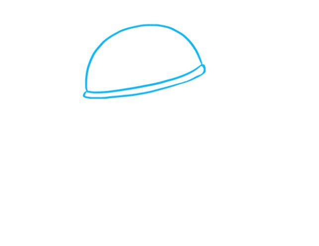 Как нарисовать Бобу Фетта 1