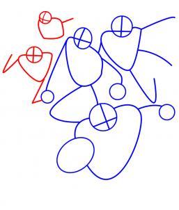 Как нарисовать Юную Лигу справедливости 4