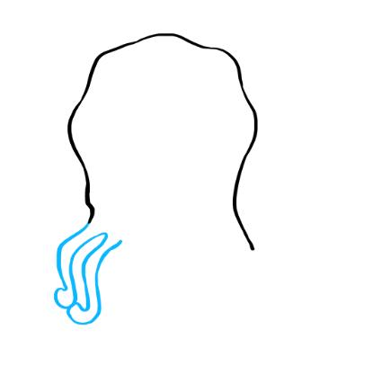 рисуем монстра ктулху 2