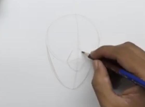 Иэн Лайтфут рисуем поэтапно