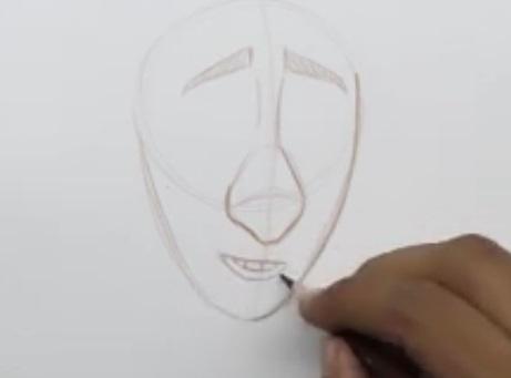 Иэн Лайтфут нарисовать просто 3
