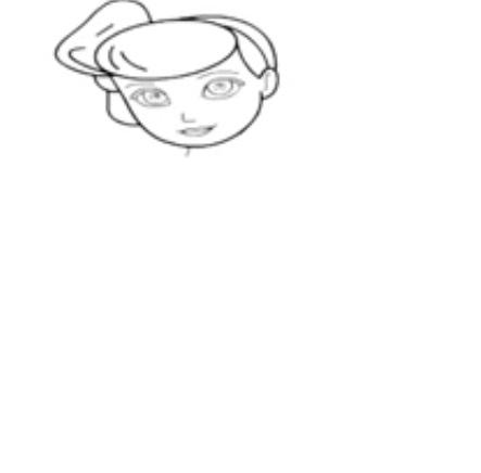Рисуем Бо Пип 3