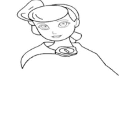 Рисуем Бо Пип 4