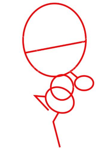 нарисовать Геноса чиби 1