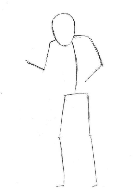 как нарисовать кощея бессмертного 1