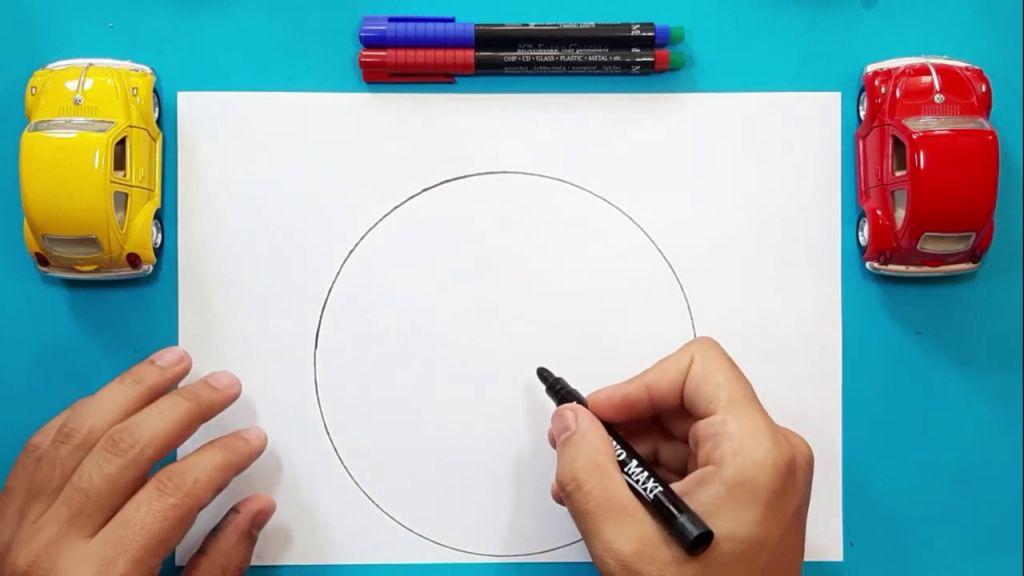 Как нарисовать Барли Лайтфута 1