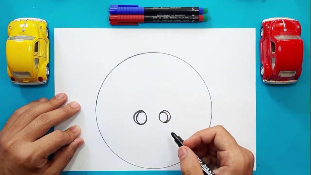 Как нарисовать Барли Лайтфута 2