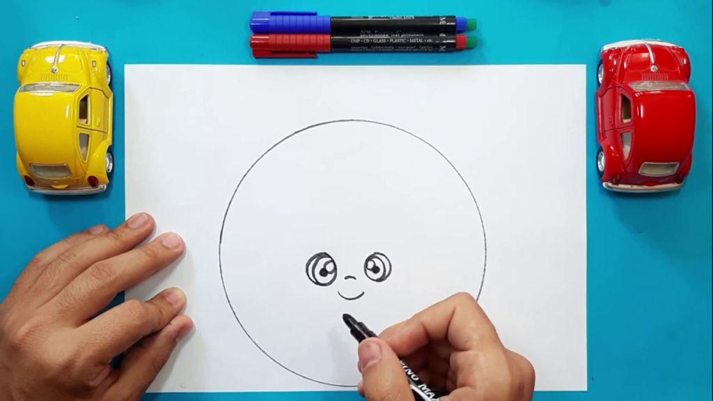 Как нарисовать Барли Лайтфута 3