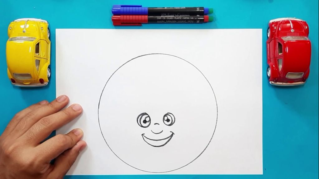 Как нарисовать Барли Лайтфута 4